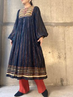 【INDIA COTTON DRESS】