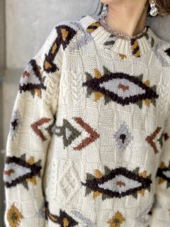 【ORTEGA SWEATER】