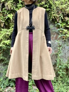 <img class='new_mark_img1' src='//img.shop-pro.jp/img/new/icons14.gif' style='border:none;display:inline;margin:0px;padding:0px;width:auto;' />【1960s WOOL VEST】