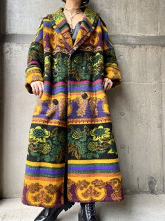 <img class='new_mark_img1' src='https://img.shop-pro.jp/img/new/icons14.gif' style='border:none;display:inline;margin:0px;padding:0px;width:auto;' />【BOHO STYLE OVERSUZED WOOL COAT】