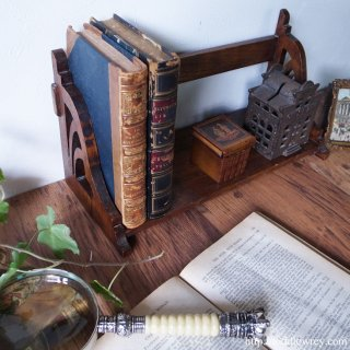 Arts & Crafts Book Shelf