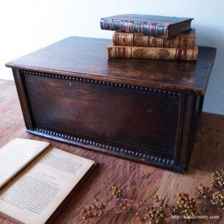 オークの躯体がもつ記憶 / Antique Georgian Bible Box