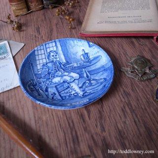 任務の途中でちょっと一杯 / Vintage Enoch Wedgwood Small Plate