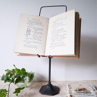 ロンドンの古い本屋の様に / Vintage Book Rest by LEVINE & SON