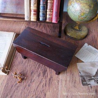 Antique Wooden Money Bank