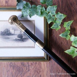 英国王の街から来たステッキ / Vintage Walking Stick