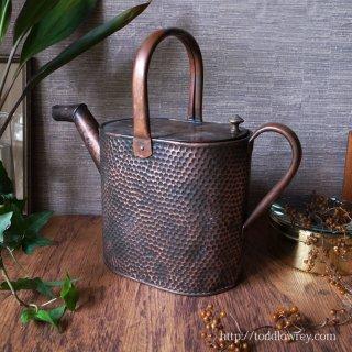 日々の水遣りをヴィクトリアンの道具で / Antique Victorian Copper Watering Can
