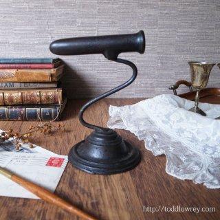 エリザベス1世の襞襟を知っていますか? / Antique Victorian Goffering Iron