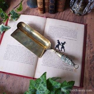 パンくず集めはお任せください / Antique Brass Dust Pun