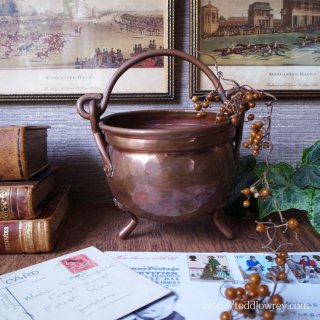 Vintage Copper Pot-Small