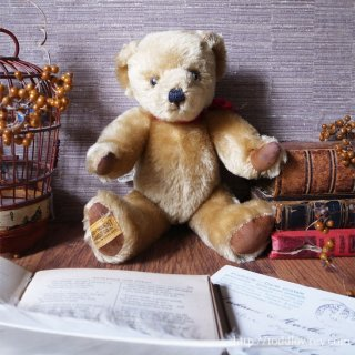 夢見るウィッシュボーン / Vintage MerryThought Teddy Bear