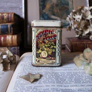紫煙と果物と英国と / Vintage Tabacco Tin by T.C.WILLIAMS Co.