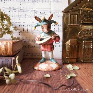 宮廷道化師のウサギはいかが /Vintage Royal Doulton