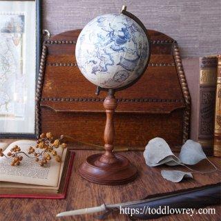 貴方のお部屋に丸い夜空をひとつ / Vintage Astronomical Globe