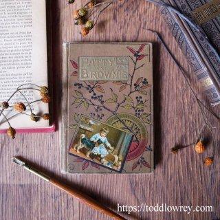 小さなパティとブラウニーの物語/ Antique Book
