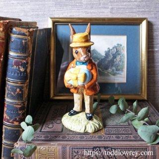 春がつまった卵をかかえて / Vintage Royal Dolton MR.BUNNYKINS