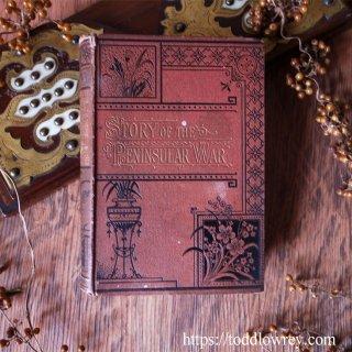 ロンドンデリー侯爵による半島戦争物語 / Antique Book