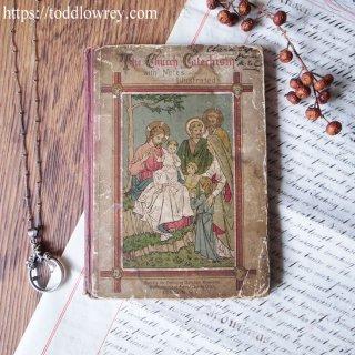 金彩の挿絵に導かれて /Antique Book