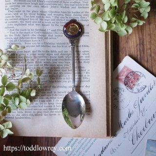 新しき女王の横顔 / Vintage Silver Plated Spoon for the Coronation of ER�