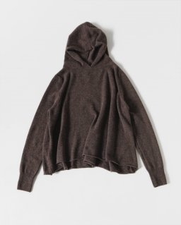humoresque  Cashmere Food Knit  CHARCOAL