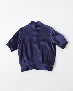 humoresque small blouse NAVY