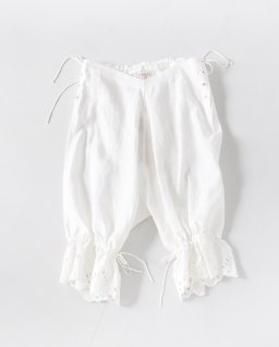 TOWAVASE Nightyパンツ WHITE