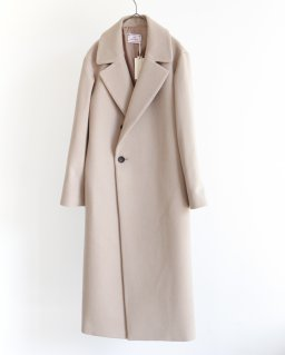 THE FACTORY lam melton コート BEIGE