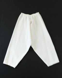 humoresque judo pants  WHITE