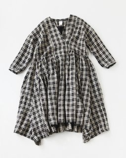 GARMENT REPRODUCTION OF WORKERS CYRIL BLACK CHECK