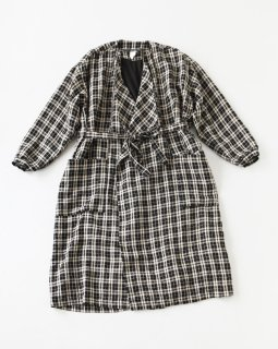 GARMENT REPRODUCTION OF WORKERS JULIE BLACK CHECK
