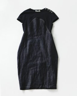 Eatable of many orders Egg Dress INDIGO