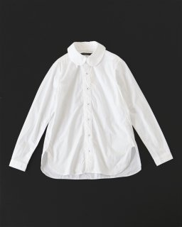 GARMENT REPRODUCTION OF WORKERS パンカラーシャツ WHITE