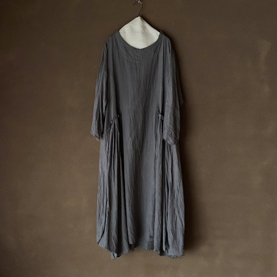 HALLELUJAH  羊飼いローブ Taupe (2020AW)