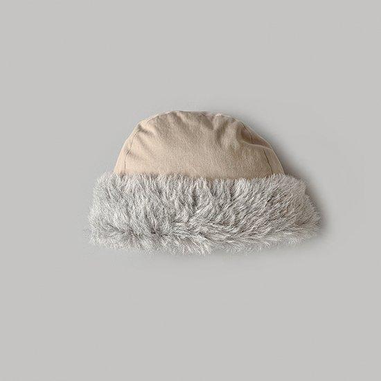 mature ha. garden hood cap