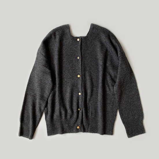 TOWAVASE  Montparnasse pullover cardigan(2020AW)