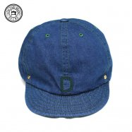 <img class='new_mark_img1' src='//img.shop-pro.jp/img/new/icons13.gif' style='border:none;display:inline;margin:0px;padding:0px;width:auto;' />DECHO/デコ BALL CAP DENIM BLUE ブルー