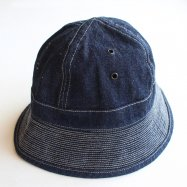 COLIMBO/コリンボ PRAIRIE ASSAULT HAT 11ozDENIM PLAIN
