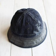 COLIMBO/コリンボ PRAIRIE ASSAULT HAT 11ozDENIM CTM