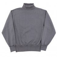 WORKERS/ワーカーズ FC Knit Heavy WeightTurtlenec  グレー