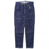 <img class='new_mark_img1' src='//img.shop-pro.jp/img/new/icons13.gif' style='border:none;display:inline;margin:0px;padding:0px;width:auto;' />COLIMBO/コリンボ BROOKLYN BOULDER PANTS INDIGO DENIM