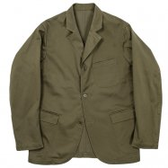 <img class='new_mark_img1' src='//img.shop-pro.jp/img/new/icons50.gif' style='border:none;display:inline;margin:0px;padding:0px;width:auto;' />WORKERS/ワーカーズ  Lounge Jacket Olive Chino ラウンジジャケット