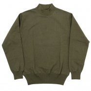 <img class='new_mark_img1' src='//img.shop-pro.jp/img/new/icons13.gif' style='border:none;display:inline;margin:0px;padding:0px;width:auto;' />WORKERS/ワーカーズ USN Cotton Sweater, Olive