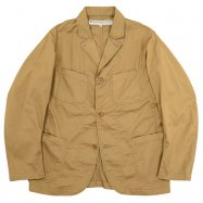 <img class='new_mark_img1' src='//img.shop-pro.jp/img/new/icons13.gif' style='border:none;display:inline;margin:0px;padding:0px;width:auto;' />WORKERS/ワーカーズ  Lounge Jacket Light Chino Sand Beige