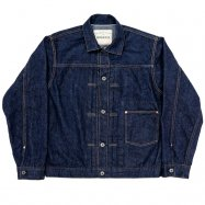 <img class='new_mark_img1' src='//img.shop-pro.jp/img/new/icons50.gif' style='border:none;display:inline;margin:0px;padding:0px;width:auto;' />WORKERS/ワーカーズ Denim Jacket, 10.5 oz Right Hand Denim, OW