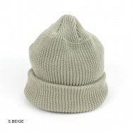 <img class='new_mark_img1' src='https://img.shop-pro.jp/img/new/icons13.gif' style='border:none;display:inline;margin:0px;padding:0px;width:auto;' />DECHO/デコ STANDARD KNIT CAP S.BEIGE
