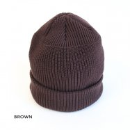 <img class='new_mark_img1' src='https://img.shop-pro.jp/img/new/icons50.gif' style='border:none;display:inline;margin:0px;padding:0px;width:auto;' />DECHO/デコ STANDARD KNIT CAP BROWN