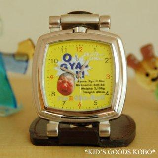スタンド時計 (スクエア型)