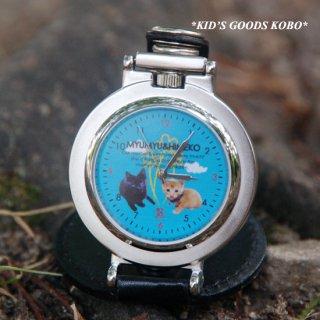 スタンド時計 (丸型)
