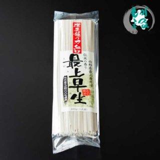 伝承の香り最上早生蕎麦(細口)