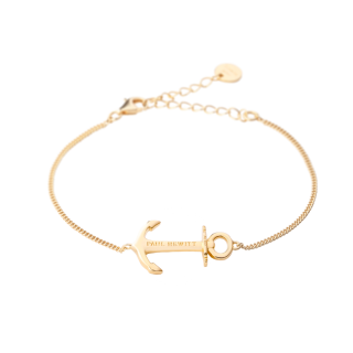 Bracelet Anchor Spirit ゴールド